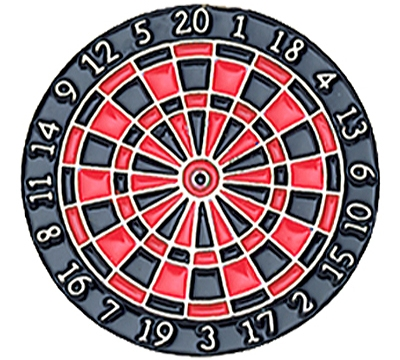 Soft Tip Dartboard Pin