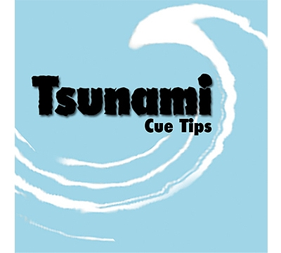 Tsunami Laminated Cue Tips